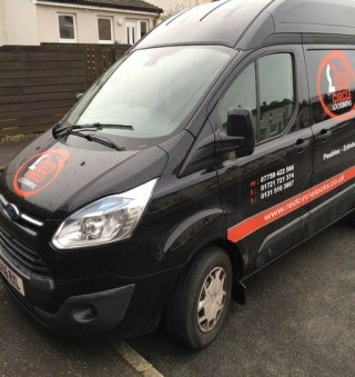 Peebles locksmith van