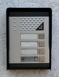 communal door lock