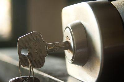Restricted or Security Keys